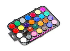 Free Paintbox Royalty Free Stock Photo - 5736135