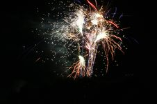 Free Fireworks Display 9 Stock Photo - 5736500