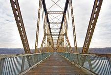 Free Footbridge Stock Images - 5736644