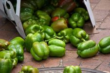 Free Green Peppers Royalty Free Stock Images - 5736799