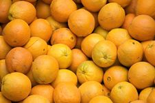 Free Oranges Royalty Free Stock Photography - 5736817
