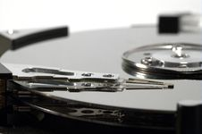 Free Harddisk Royalty Free Stock Photo - 5737485