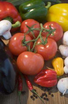Free Vegetable Royalty Free Stock Photography - 5737487