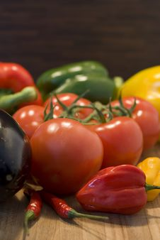 Free Vegetable Royalty Free Stock Images - 5737559