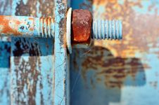 Free Nuts And Bolts Series 3 Stock Photos - 5737583