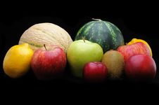 Free Fruit Composition Royalty Free Stock Photo - 5737605