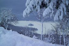 Free Winter Snow Royalty Free Stock Photography - 5737837