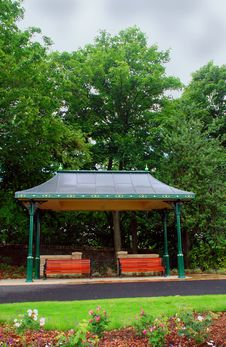 Free The Park Shelter Stock Images - 5738464