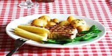 Free Tuna Steaks Stock Photos - 5738733