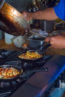 Free Cooking Stock Image - 5738961
