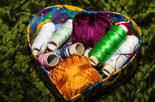 Free Cotton Box Royalty Free Stock Photos - 57349408