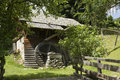 Free Old Tyrolean Watermill Stock Images - 5742614