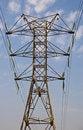 Free Power Transmission Pole Royalty Free Stock Image - 5743516