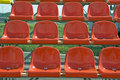 Free Red Seats. Royalty Free Stock Photography - 5749087