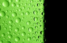 Free Background With Drops Stock Photos - 5740123