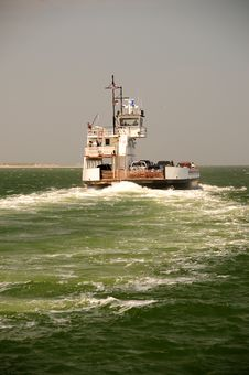 Free Ferry Boat Royalty Free Stock Photography - 5740437