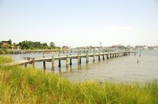 Free Ocean Pier Royalty Free Stock Photo - 5740515