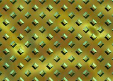Free Diamond Metal Plate Texture Stock Images - 5741234