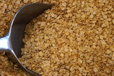 Free Varied Muesli For A Breakfast Stock Image - 5742851