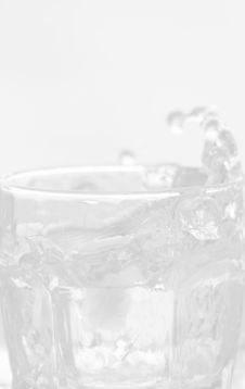 Free Glass Of Water Background 04 Stock Image - 5744161
