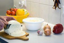 Free Vegetables For Dinner. Stock Image - 5744451