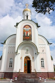 Free Russian Church Stock Images - 5744604