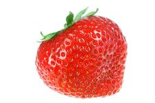 Free Ripe Strawberry. Royalty Free Stock Photo - 5745055