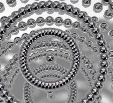 Free Silver Chokers Stock Images - 5745654