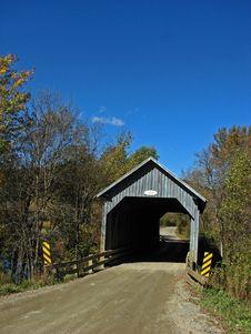 Free Eustis Covered Bridge 4 Stock Images - 5745884