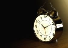 Free Retro Style Clock Stock Image - 5746101