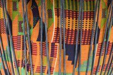 Free Jemba Drum Cover Closeup Stock Image - 5746131
