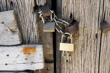 Free Locks Stock Photography - 5746782
