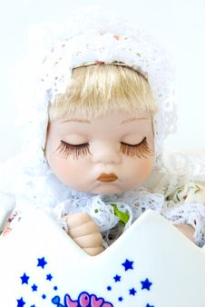 Free Baby Doll Royalty Free Stock Photo - 5747155