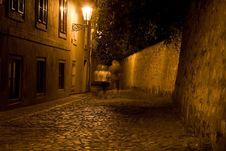 Free Night Prague Scenery Stock Image - 5747621