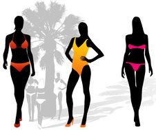 Free Women Stock Image - 5747711