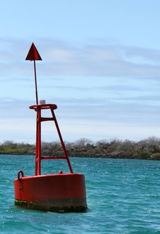 Free Buoy Marker Royalty Free Stock Photography - 5747857