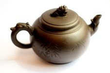 Free Chinese Teapot Royalty Free Stock Images - 5747879