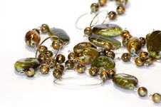 Free Beads Stock Images - 5748244