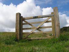 Free Solitary Gateway Royalty Free Stock Photos - 5748828