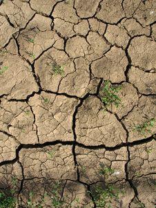 Free Cracked Ground Stock Image - 5749081