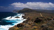 Free La Strada Del Nord Asinara Stock Image - 5749241