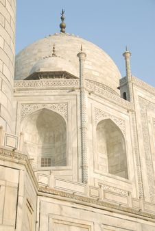 Free Taj Mahal Dome Stock Photos - 5749593