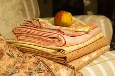 Free Textiles. Royalty Free Stock Photos - 5749938