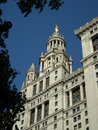 Free Administration Building, NYC USA. Royalty Free Stock Photography - 5751537