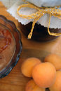 Free Apricot Jam Of House Preparation Royalty Free Stock Images - 5755169