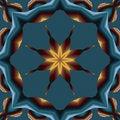 Free Chained Compass Mandala Stock Photo - 5755450
