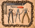 Free Old Tools Stock Photo - 5756230