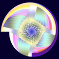 Free Shiny Pastel Rainbow Ball Royalty Free Stock Photo - 5756375