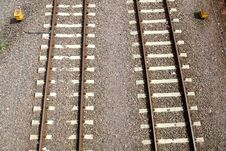 Free Railroad Tracks Stock Images - 5751174
