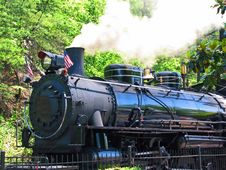 Free World War II Train Royalty Free Stock Image - 5751266